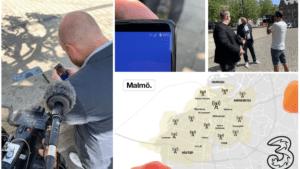 Nu finns 5G i Malmö, Lund och Helsingborg – första 5G-samtalet gick till Markus Rosenberg 3