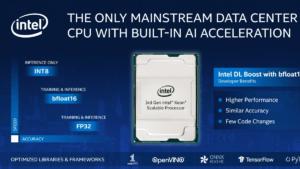 Intel introducerar AI- och Analytics-plattform med nya processor-, minnes-, lagrings- och FPGA-lösningar 3