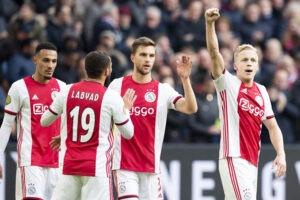 AFC Ajax väljer Acronis som sin officiella cyberskyddspartner 2