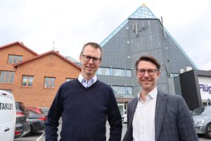 Vinnergi fortsätter sin tillväxtresa i Jönköping och flyttar till Asecs  3