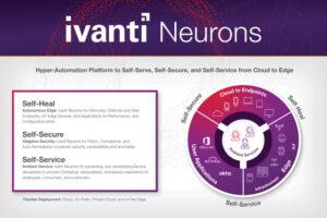 Ivanti presenterar plattformen Ivanti Neurons 3