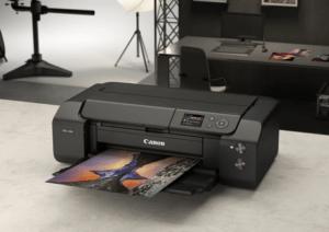 imagePROGRAF PRO-300 – en högkvalitativ och professionell A3+-fotoskrivare med kompakt design 3