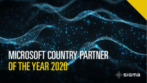 Sigma IT utses till Microsoft Country Partner of the Year 3