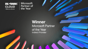 Vinnare av priset Microsoft Partner of the Year Award 3