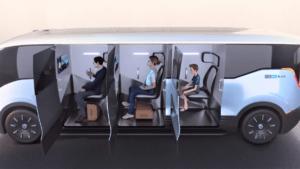Svensk uppfinning: Corona säker kollektivtrafik. 2