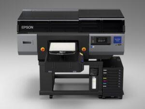 Epson lanserar industriell DTG-skrivare för tryckerier med stor textilproduktion 3