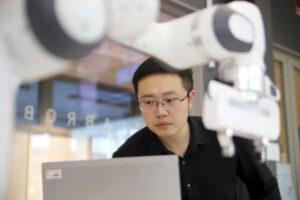 Örebroforskning ger ögon till robotar 2