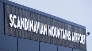 Ny flyglinje från Nederländerna till Scandinavian Mountains Airport - Sälen Trysil 2