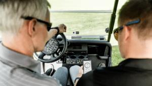 AI på armen vässar golfswingen 2