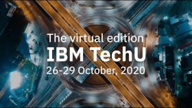 IBM Systems TechU 2020 16