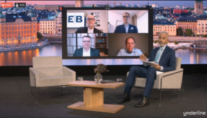 Nordic IT Security – 2020 Live TV Broadcast Event 6