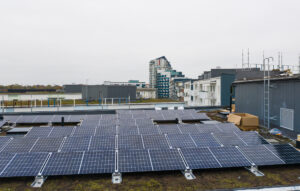 Solceller för minskad miljöpåverkan 3