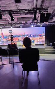 I kulisserna på den virtuella säkerhetskonferensen 2