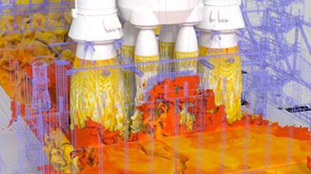 NASA avslöjar nya forskningsframsteg för nästa månfärd med hjälp av superdator från HPE 3