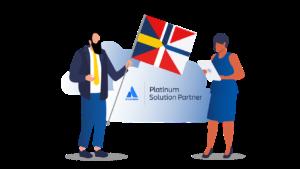 Eficode uppnår Atlassian Platinum Partner på nordiska marknader 3