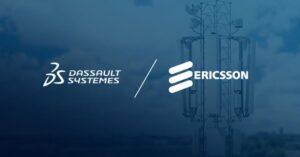 Ericsson fördjupar samarbetet med Dassault Systèmes och lanserar plattformen 3DEXPERIENCE 3
