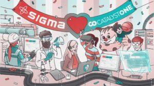 Sigma vinner årets HR-systemprojekt med CatalystOne 2