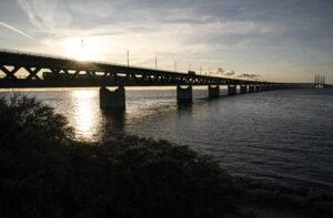Grön el till alla tåg på Øresundsbron 2