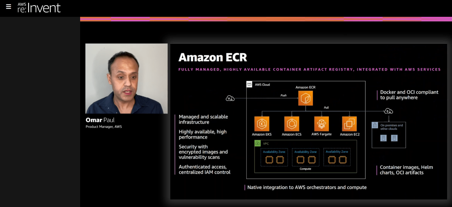 AWS Re:Invent 2020 5