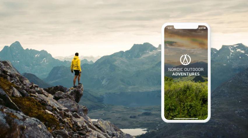 Outdoor Goes Tech! Sätter det svenska friluftslivet på den digitala kartan 3