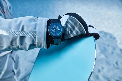 Så blir mobilen och sportklockan oumbärliga när du tränar på skidor