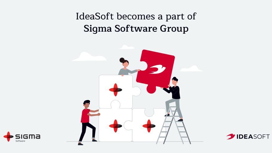 Sigma Software Group förvärvar IdeaSoft