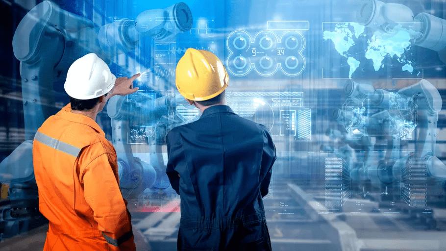 Ny standard grund för interoperabilitet och digitala tvillingar