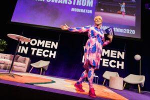 Women in Techs digitala konferens hyllar kraften i att ständigt hitta nya vägar