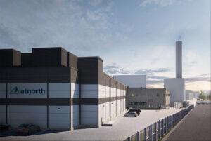 Veidekke bygger klimatpositivt datacenter i Stockholm åt atNorth