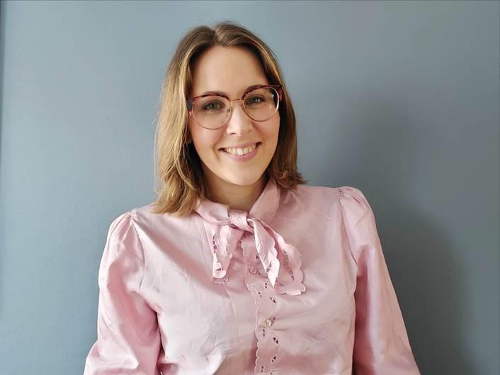 Anna Tocaj – nyanställd applikationskonsult på Softronic