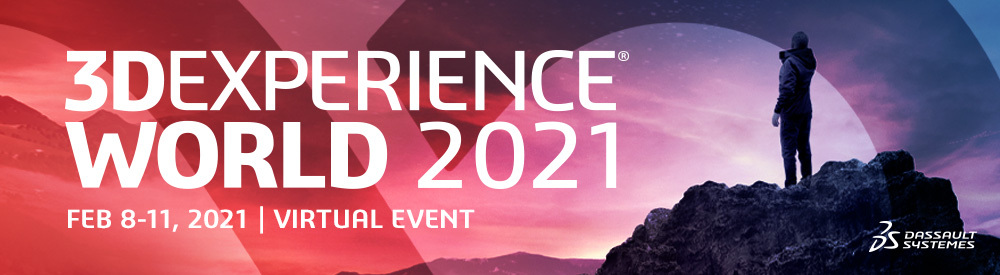 3DEXPERIENCE World 2021 – Dassault Systèmes