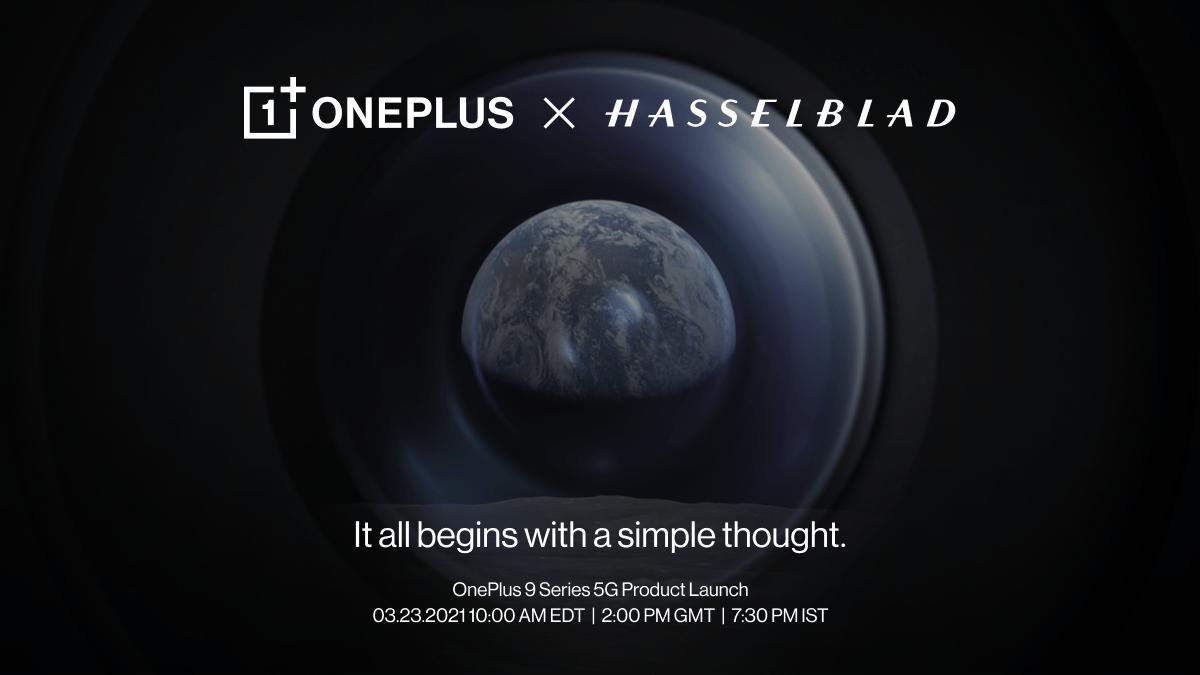 OnePlus och Hasselblad inleder ett långsiktigt samarbete för att tillsammans utveckla nästa generationens kameror till flaggskeppstelefoner