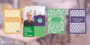 Guider för hållbar IT-upphandling hjälper inköparen lyckas