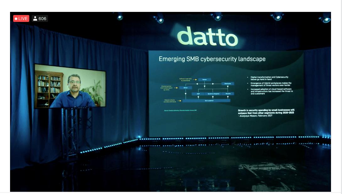 Nya lösningar från Datto isolerar kidnappningsprogram och säkerställer snabb återställning av förlorad data