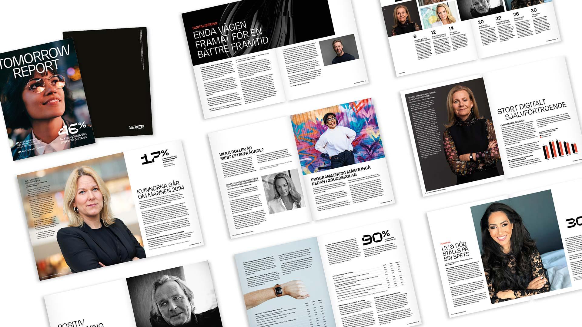 En miljon svenskar vill in i IT – 2024 tar kvinnorna över, enligt Sifo/Tomorrow Report