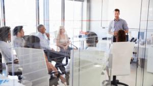 AI säkerställer säker inomhusluft och minskar spridningen av virus när vi återvänder till kontoren