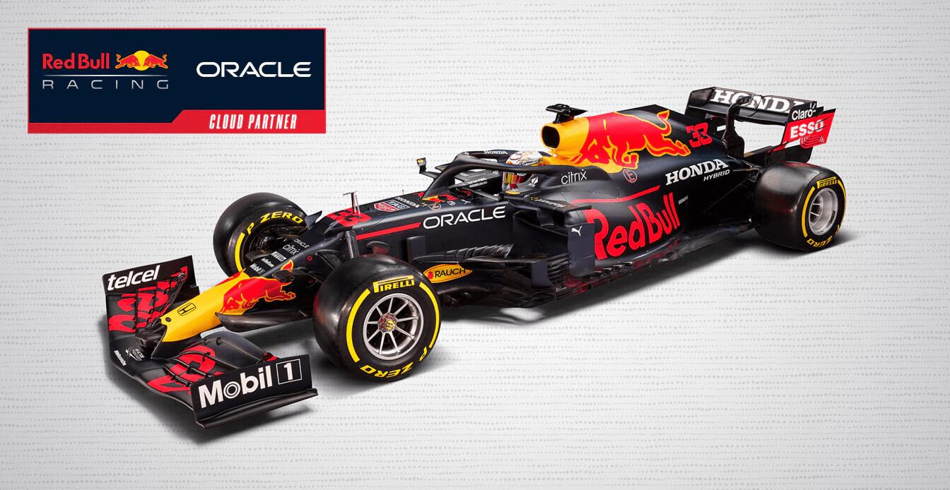 Red Bull Racing trimmar Formel 1-teamet med avancerade molnlösningar för dataanalys