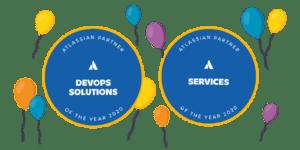 Eficode vinner två utmärkelser som årets Atlassian-partner 2020: för DevOps och Services