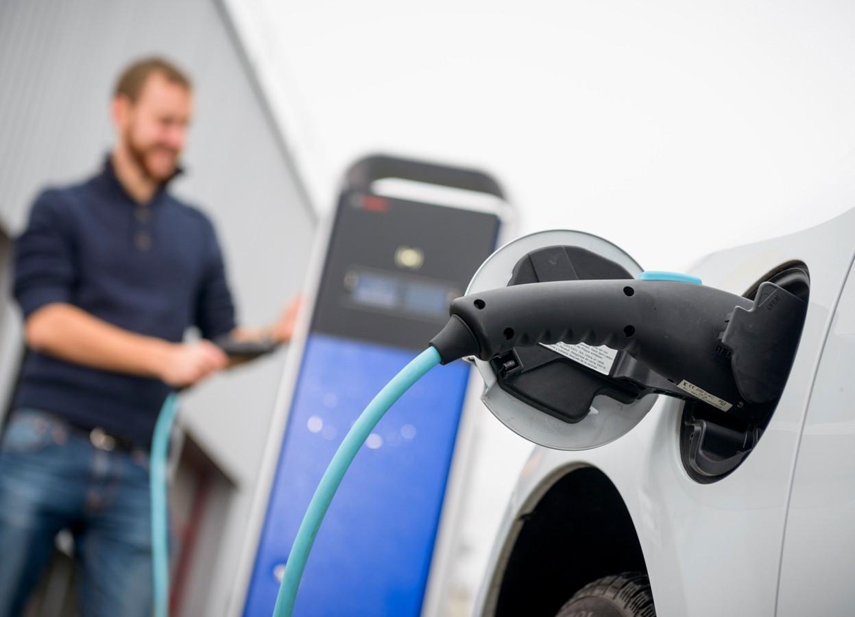 För Bosch är AIoT, elektromobilitet och vätgas vägen framåt