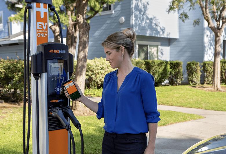ChargePoint presenterar data kring miljöfördelarna med elbilsladdning