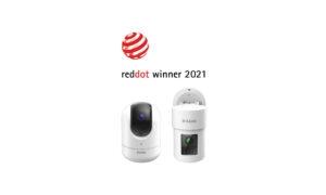 D-Link utsedd till vinnare i prestigefulla Red Dot Awards för enastående produktdesign