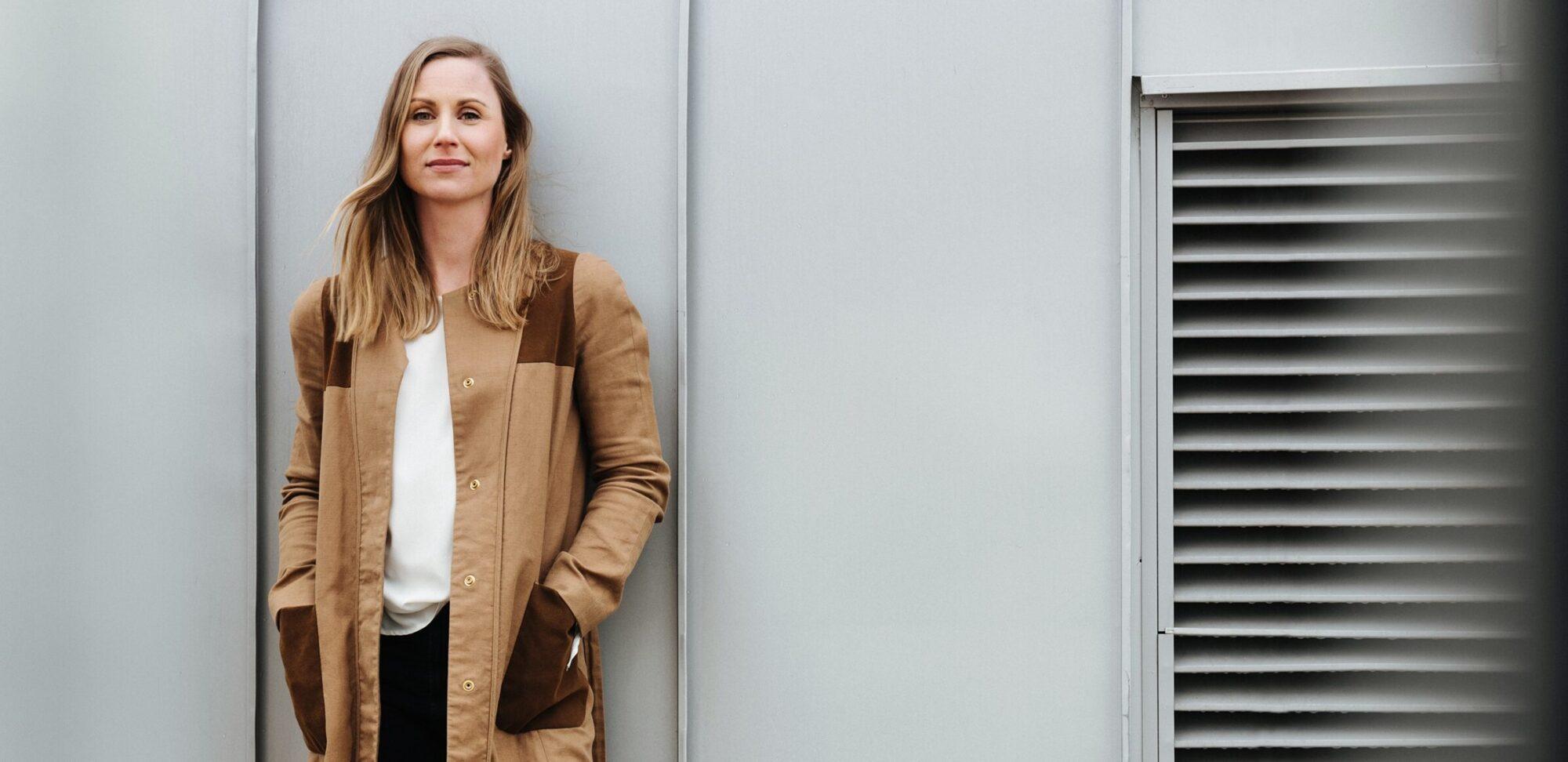 Framåt och orädd klev hon ombord som HR-direktör hos växande mobiloperatören Tre mitt under pandemin