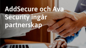 AddSecure och Ava Security i nytt samarbete för att öka tryggheten för ensamarbetare