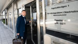Rättssäkerhet i fokus under 5G-rättegångens första dag