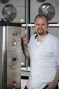 ES Group inleder samarbete med Powercell