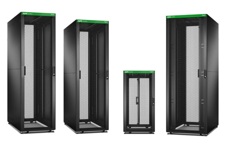 Schneider Electric lanserar Easy Rack-serien i Europa