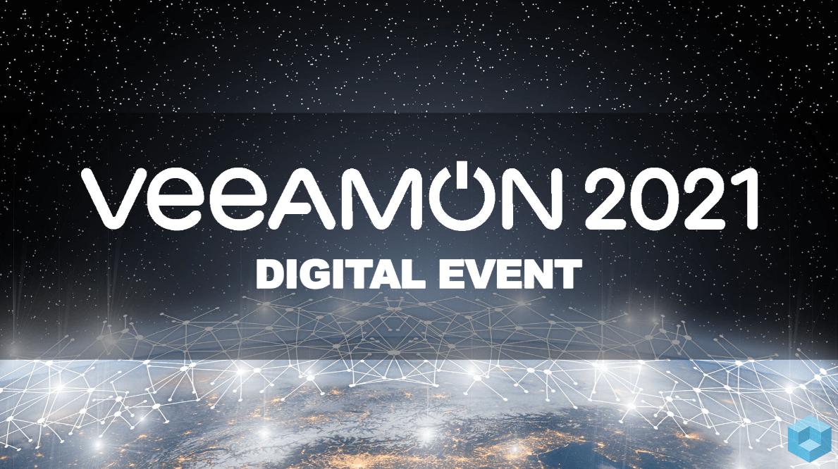 Veeam presenterar framtidens moderna dataskydd under VeeamON 2021