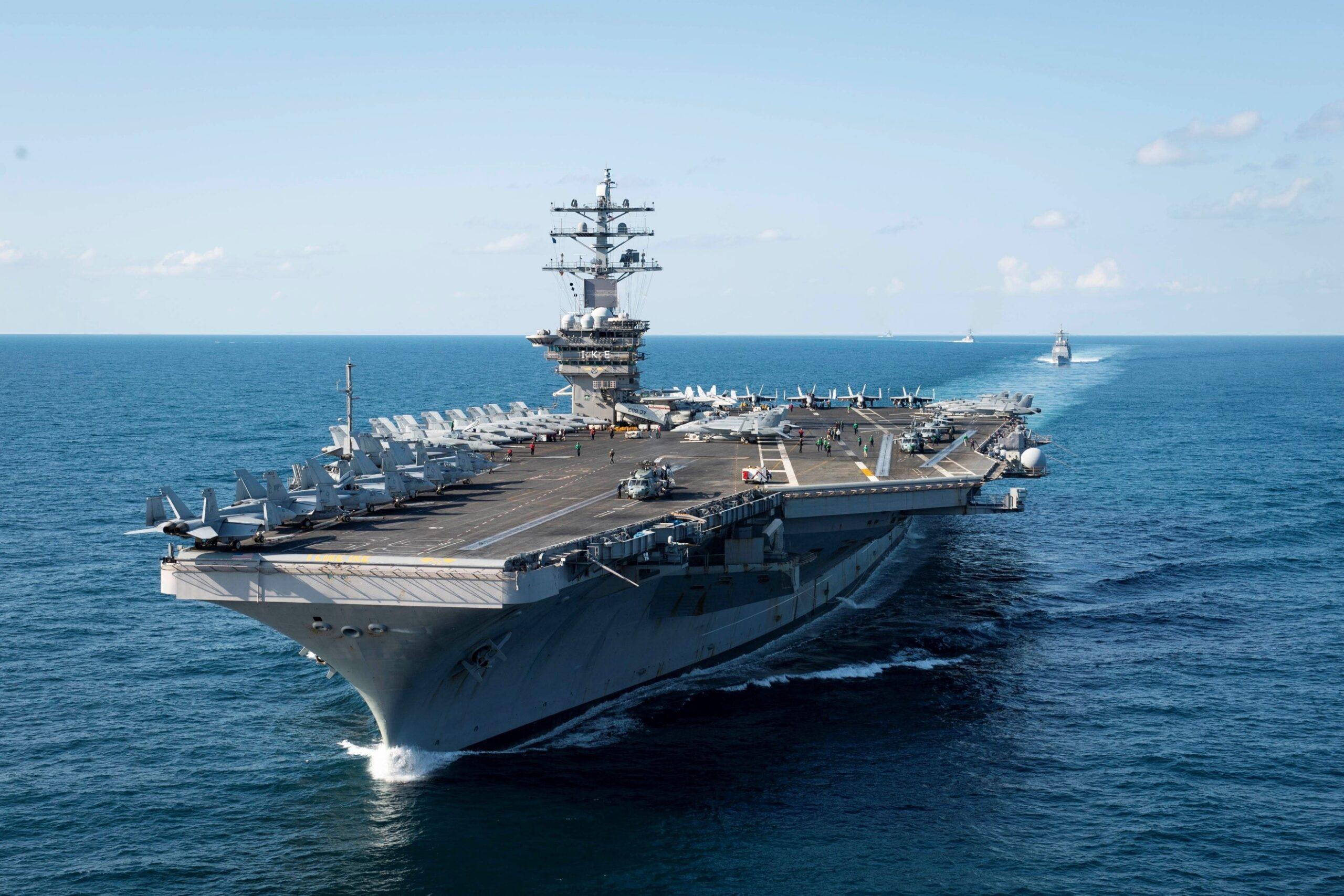 Amerikanska flottan väljer Lockheed Martin och IFS för leverans av intelligent fartygs- och flygplansunderhåll
