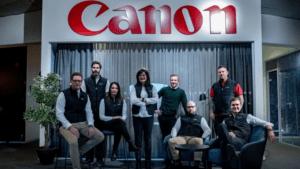 Canon Business Center växer och etablerar kontor i Gävle