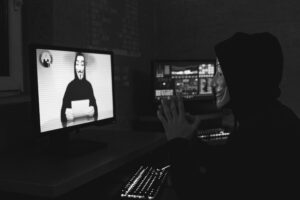 Cyberbrott frodas under pandemin